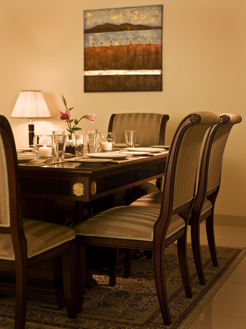 3 BHK - Dinning Area