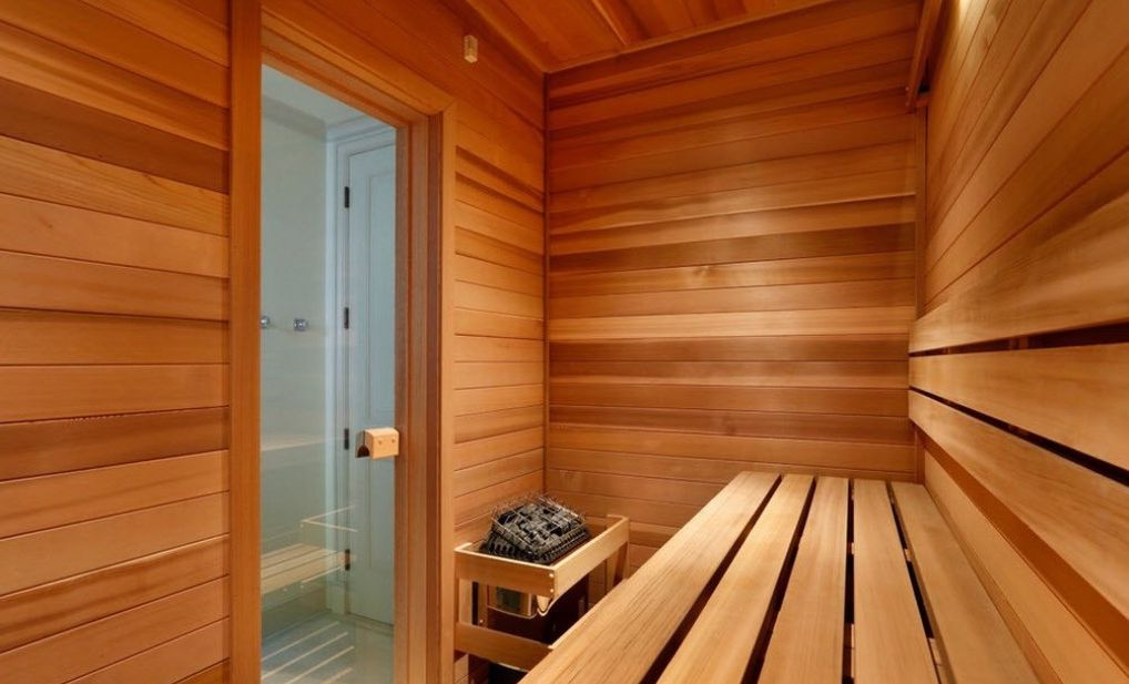Fitline Sauna & Steam Rooms